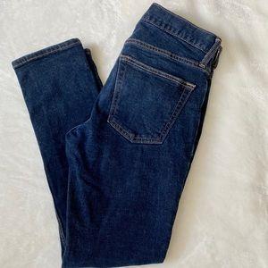 Old Navy Mens 28 x 30 Slim Stretch Blue Jeans